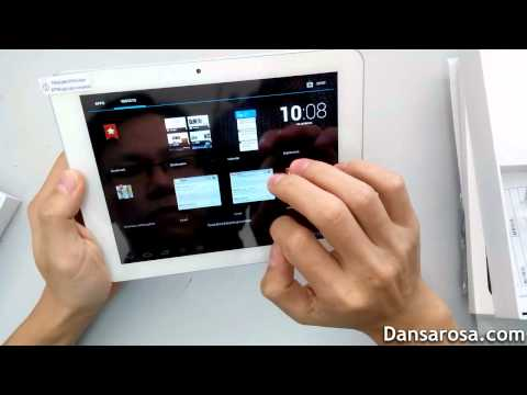 Vido N80 8 inch Tablet PC UNBOXING