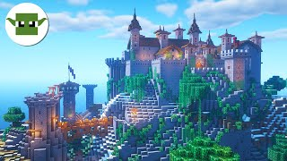 Medieval Starter Materials Castle Speed Build