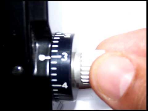 how to perform tonometry