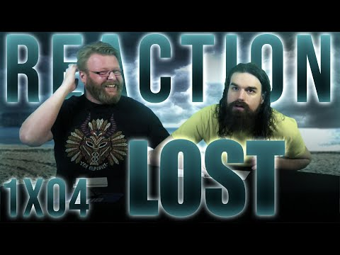 """LOST 1x4 REACTION!! """"Walkabout"""""""