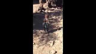 Ethiopian Famous Toddler Zelalem From Jiru St.Arsema Gedam