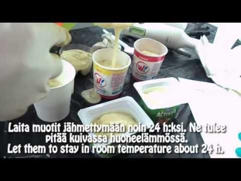 Itsetehtyä saippuaa | Home-made soap