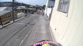 Downhill Talcahuano Slavik winning run 2015