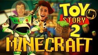 TOY STORY SUR MINECRAFT - On est des jouets avec Frigiel ! - Épisode 1