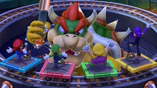 Video Mario Party 10 - Bowser Party Mode - Whimsical Waters (Master Difficulty/Team Bowser) MP3, 3GP, MP4, WEBM, AVI, FLV Juli 2018