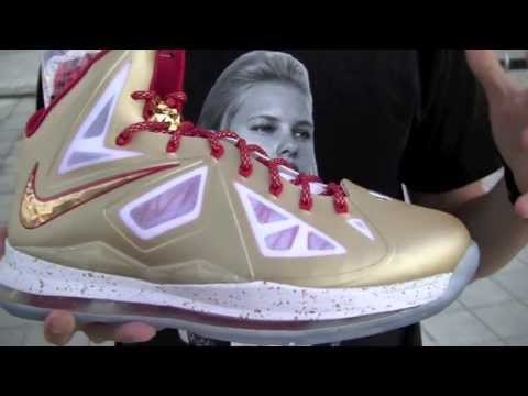 0 Nike LeBron X Ring Ceremony