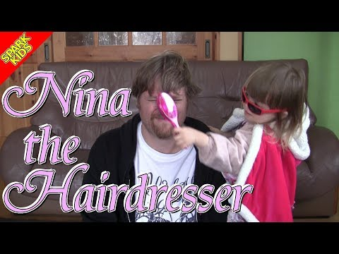 Nina the Hairdresser - SparkKids