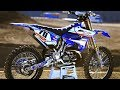 Project Cycle Trader Yamaha YZ250 2 stroke RAW - Motocross Action Magazine