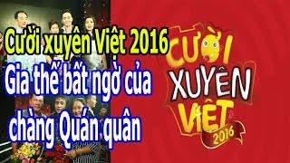Cười xuyên Việt 2016 tập 12 | Chung kết xếp hạng | Gia thế bất ngờ của chàng Quán quân, Cười Xuyên Việt, Cuoi Xuyen Viet 2016, Gameshow Cuoi Xuyen Viet
