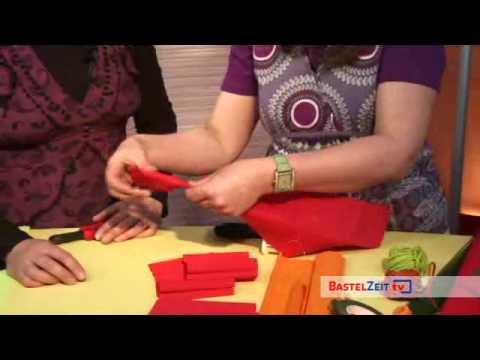 Bastelzeit TV 35 - Tolle Papierblumen