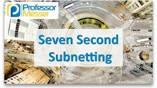 Subnetting with (almost) zero math. In seven seconds or less!This is the subnetting procedure I use when taking a certification exam. If you're looking for a way to subnet that is fast, accurate, and simple, this is for you.I highly recommend that you understand the math behind the subnetting process before watching this video. There's a lot more to know about subnetting than what's in this video!You may want to reference my other videos that discuss binary math and binary-based subnet calculations:Binary Math: https://www.youtube.com/watch?v=QxGTQVZp77UIPv4 Addresses and Subnetting: https://www.youtube.com/watch?v=_bn0CF5zqvo