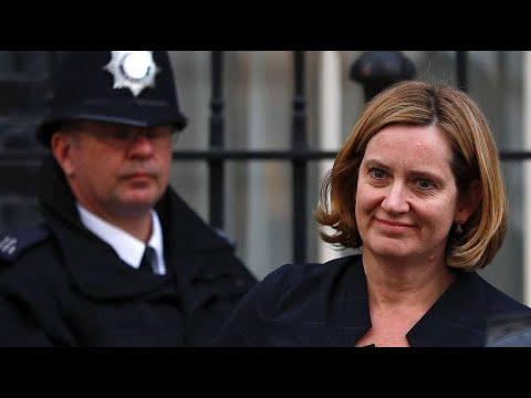 Britische Innenministerin Amber Rudd tritt zurück