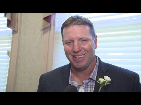 Video: Halladay: I've loved every second I've spent in Canada