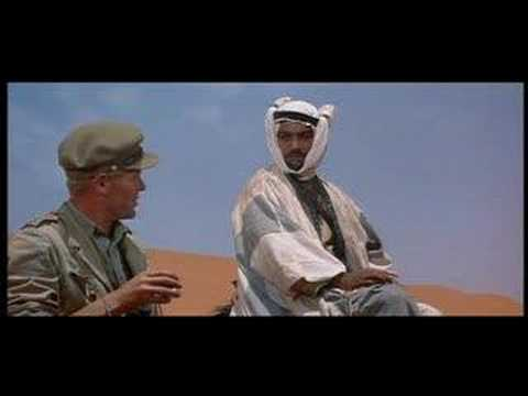 moviemusic - Lawrence of Arabia.