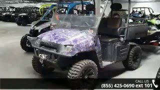 2. 2007 Polaris Ranger XP Mossy Oak (Limited Edition)  - Rid...