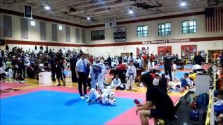 USAT 2015 Florida State Champion Cargan Murray