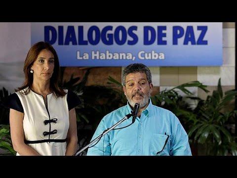 Κολομβία: Ιστορική συμφωνία κυβέρνησης -ανταρτών FARC για κατάπαυση του πυρός