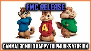 FMC RELEASE | Gamma1 Jomblo Happy Chipmunks Version