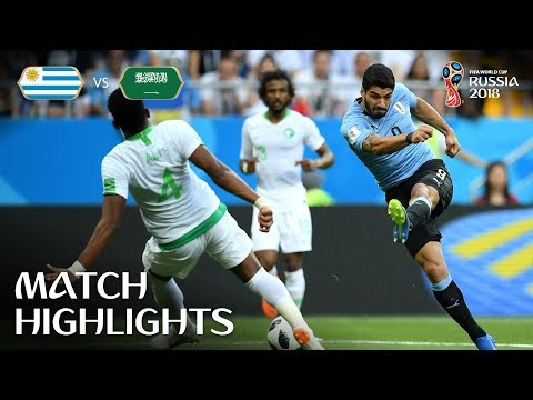 Uruguay V Saudi Arabia 2018 FIFA World Cup Russia™ Match 18
