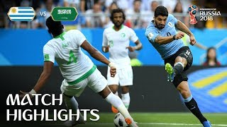 Video Uruguay v Saudi Arabia - 2018 FIFA World Cup Russia™ - Match 18 MP3, 3GP, MP4, WEBM, AVI, FLV Juli 2018