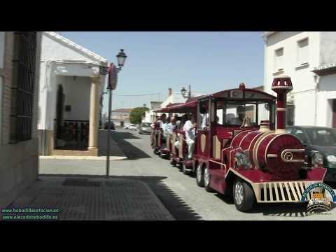 Momentos, del Evento de la Constitución de la Federación Andaluza Amigos del Ferrocarril