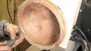 #14 Twisted rim bowl with a surprise. (tutorial)