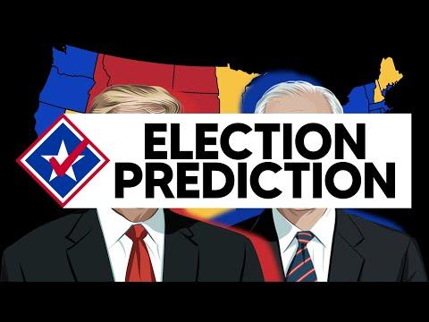 2020 Electoral Map   September 1st, 2020