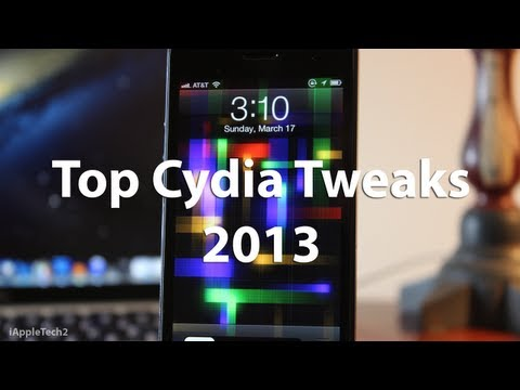 cydia - http://clicktotweet.com/0KNUt - Follow me on Twitter for shoutouts! Top 10 Cydia TweaksTweaks 2013 - Part 2 (February & Mach Tweaks) Top 10 Best Cydia Tweaks...