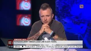 Kuba Wątły vs Bożena z Łodzi.