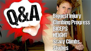 First Q&A ! Breaking Plateaus, Periodization, Beginner Training Tips, Girlfriend, Veganism by Mani the Monkey