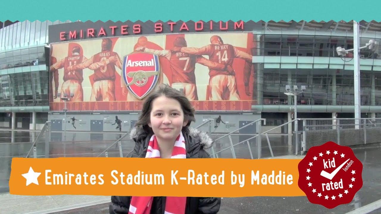 Emirates Stadium Tour Museum Emirates Stadium Tour