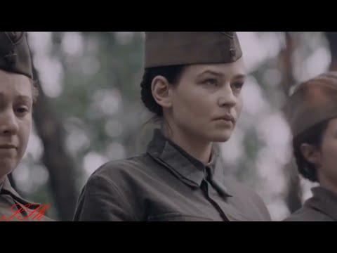Военно-патриотический клип про военных женщин
