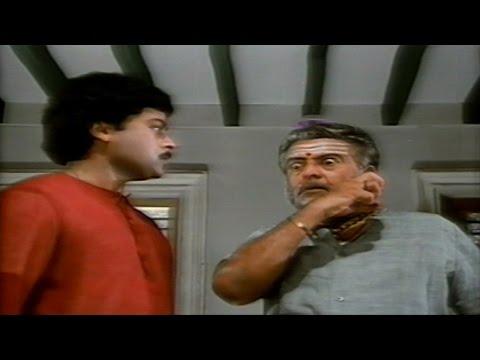 Rudraveena Telugu Full Movie Part - 07/14 || Chiranjeevi, Shobana