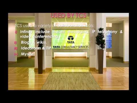 CASE STUDY 16 - KNOWLEDGE MANAGEMENT & COLLABORATION AT TATA CONSULTING SERVICES