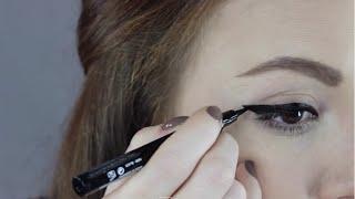 Video Kolay Eyeliner Nasil Cekilir? (Easy Tips for Applying Eyeliner) | Aslı Özdel MP3, 3GP, MP4, WEBM, AVI, FLV November 2018
