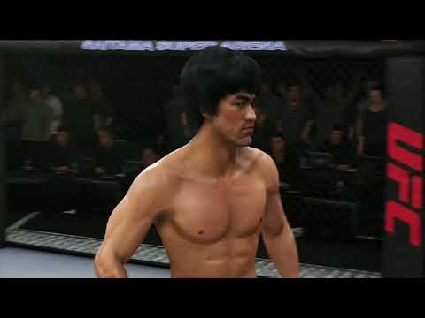 UFC 39 Bruce Lee Vs Tyron Woodley