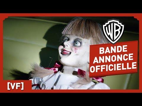 Annabelle - La Maison du Mal - Bande Annonce Officielle 2 - VF