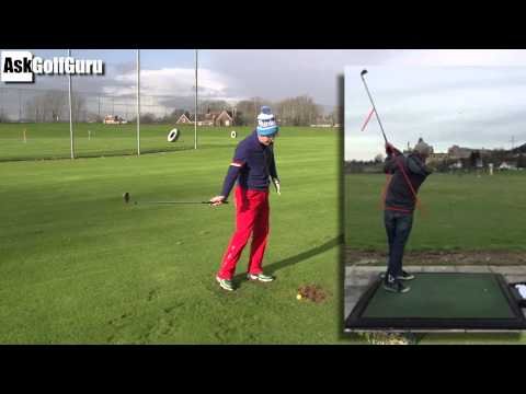 New Golfer Swing Lesson