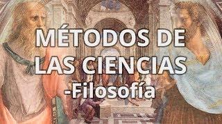 Métodos De Las Ciencias - Filosofía - Educatina