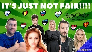 Video Eurovision Semi Finals - My Top 20 Non-Qualifiers of all time MP3, 3GP, MP4, WEBM, AVI, FLV Maret 2019