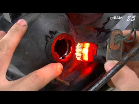 AUTO-GLÜHBIRNEN AUF LED UMRÜSTEN | RÜCKLEUCHTEN DODGE RAM | ANLEITUNG SCHNELL+DETAILLIERT