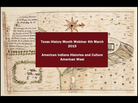 Webinar: American West and American Indian Histories and Cultures
