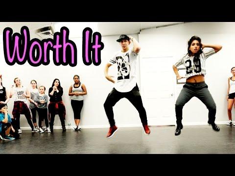 WORTH IT – Fifth Harmony ft Kid Ink Dance | @MattSteffanina Choreography (Beg/Int Class)