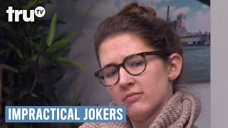 Video Impractical Jokers - Sal Can't Stop Laughing | truTV MP3, 3GP, MP4, WEBM, AVI, FLV Agustus 2018
