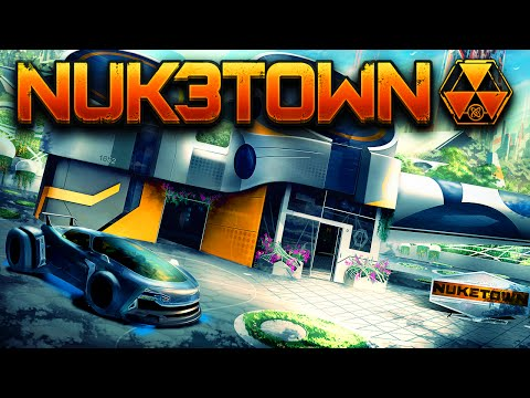 new map call of duty black ops 3 nuk3town 2015