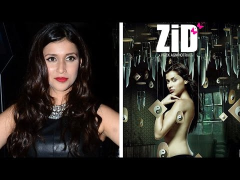 Mannara Chopra Reveals What Is Her Zid In The Film