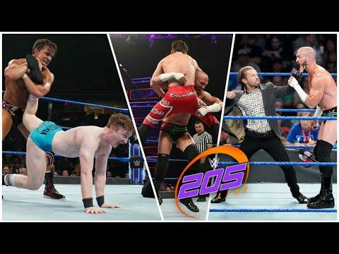 WWE 205 Live 17th July 2019 Highlights HD - WWE 205 Live 07/17/2019 Highlights HD