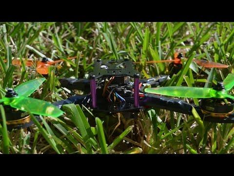 IFly Martian III race quadcopter