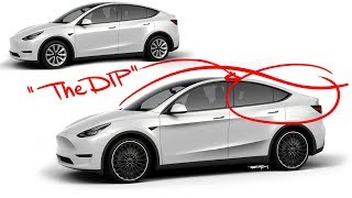Tesla Model Y Design Makeover - The DIP Changes EVERYTHING