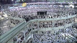 صلاة التراويح ليلة 15 رمضان 1435 من الحرم المكي- خالد الغامدي وبندر بليله HD
